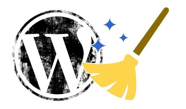 cleanup-wordpress