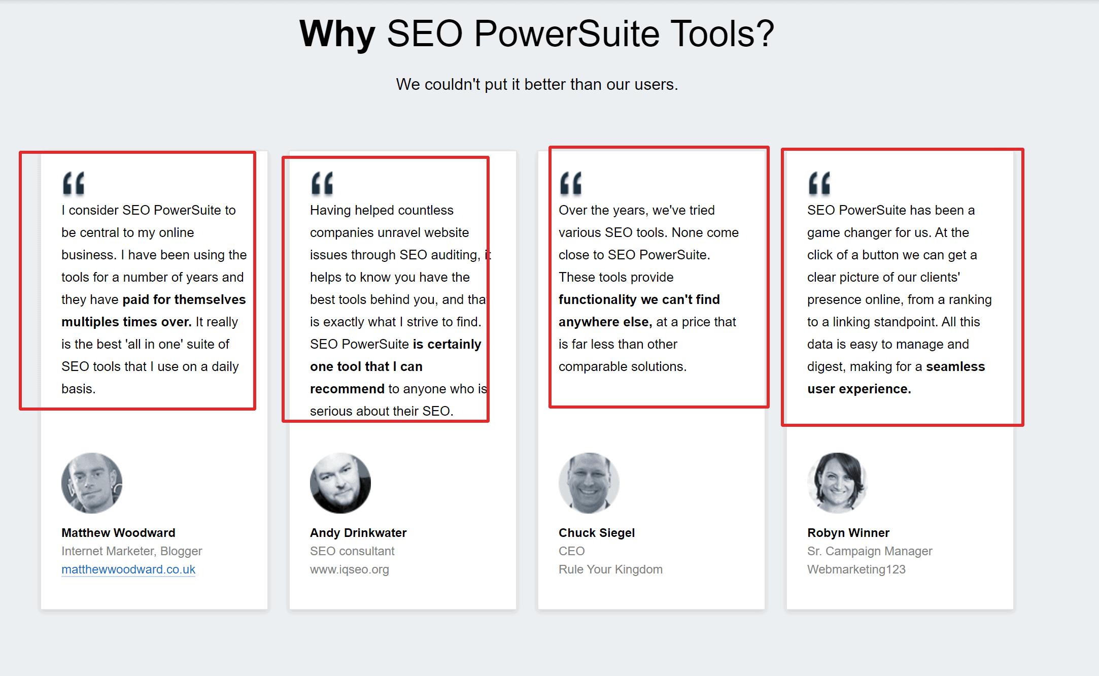 Seo powersuite reviews online