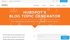 hubspot-generator