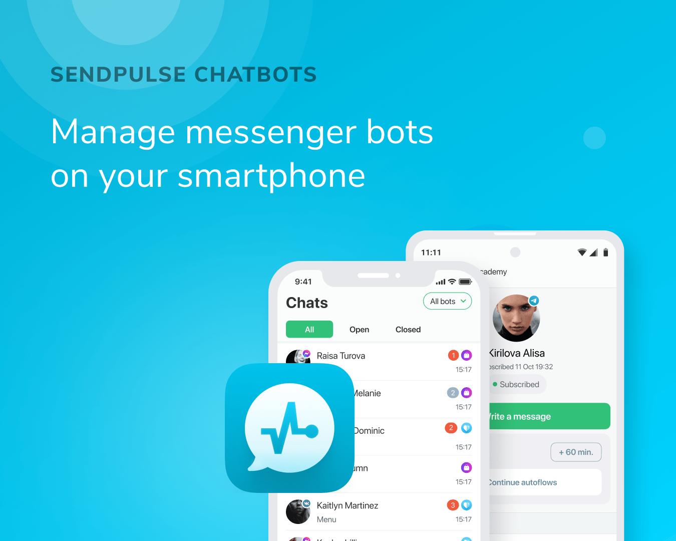 Sendpulse Chatbots