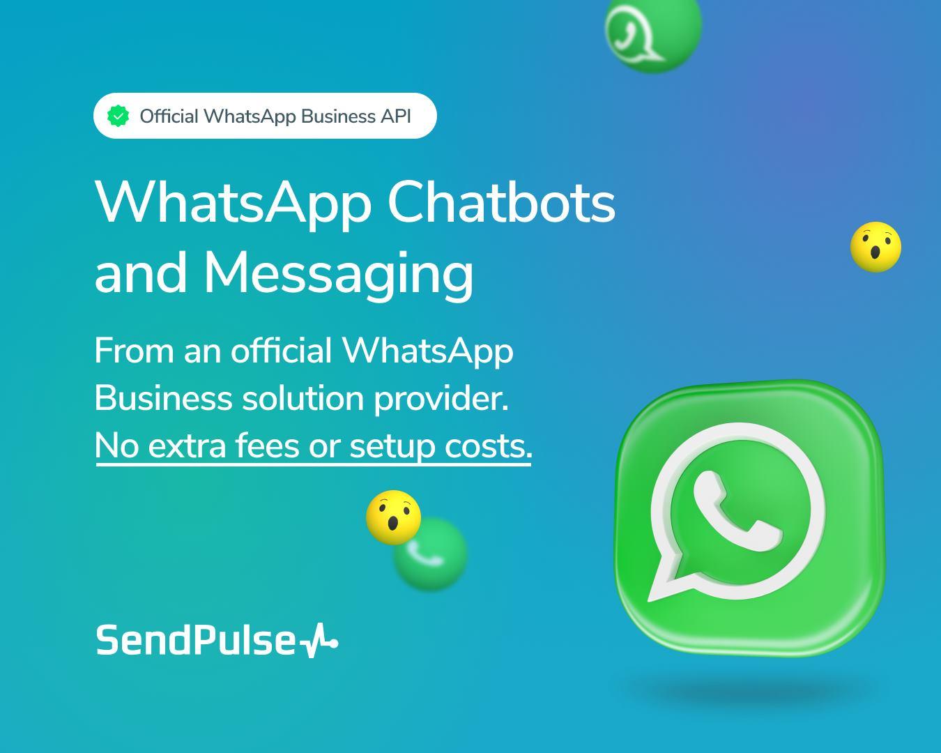 Sendpulse Whatsapp