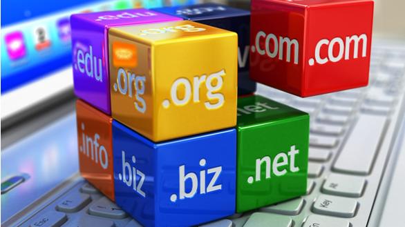 registration of domain