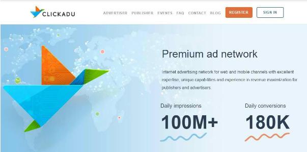 ClickAdu Advertising Platform