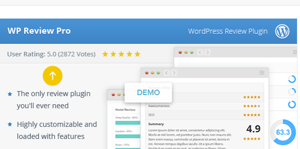 WP Review Pro Powerful WordPress Review Plugin MyThemeShop