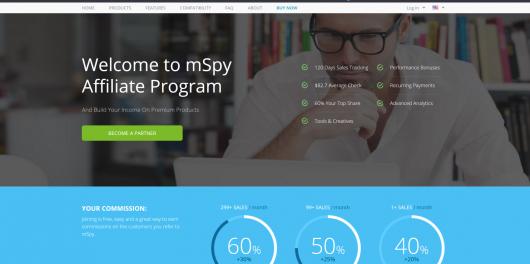 mSpy Affiliate Program