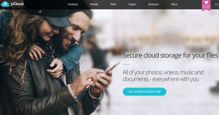 pCloud File Security Made Simple