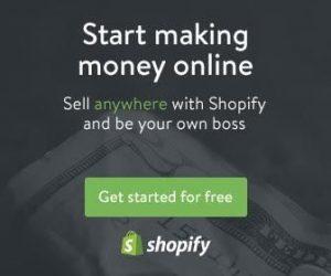 Shopify promo code