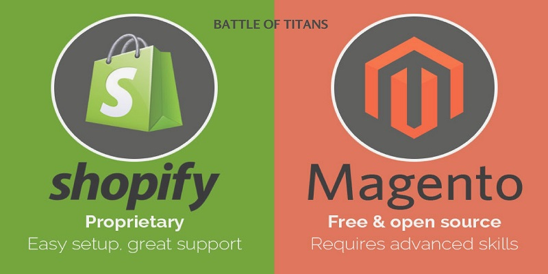 Shopify Plus Vs Magento Features Compared