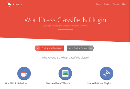 WPAdvert - WordPress Classified Plugin