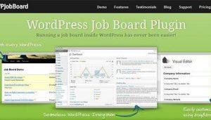WPJobBoard PLugin review