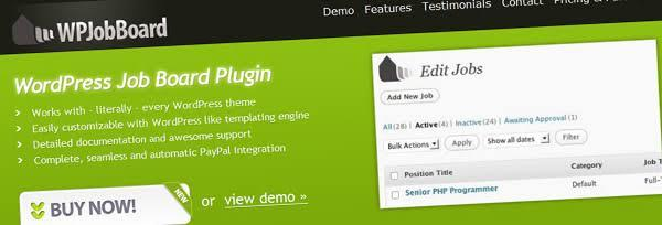 WPJobBoard - WordPress job board plugin