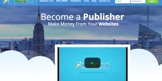 adwordmedia - Content locker ad network