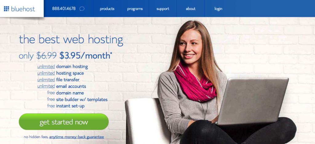 bluehost-hosting - Hosting Provider Australia