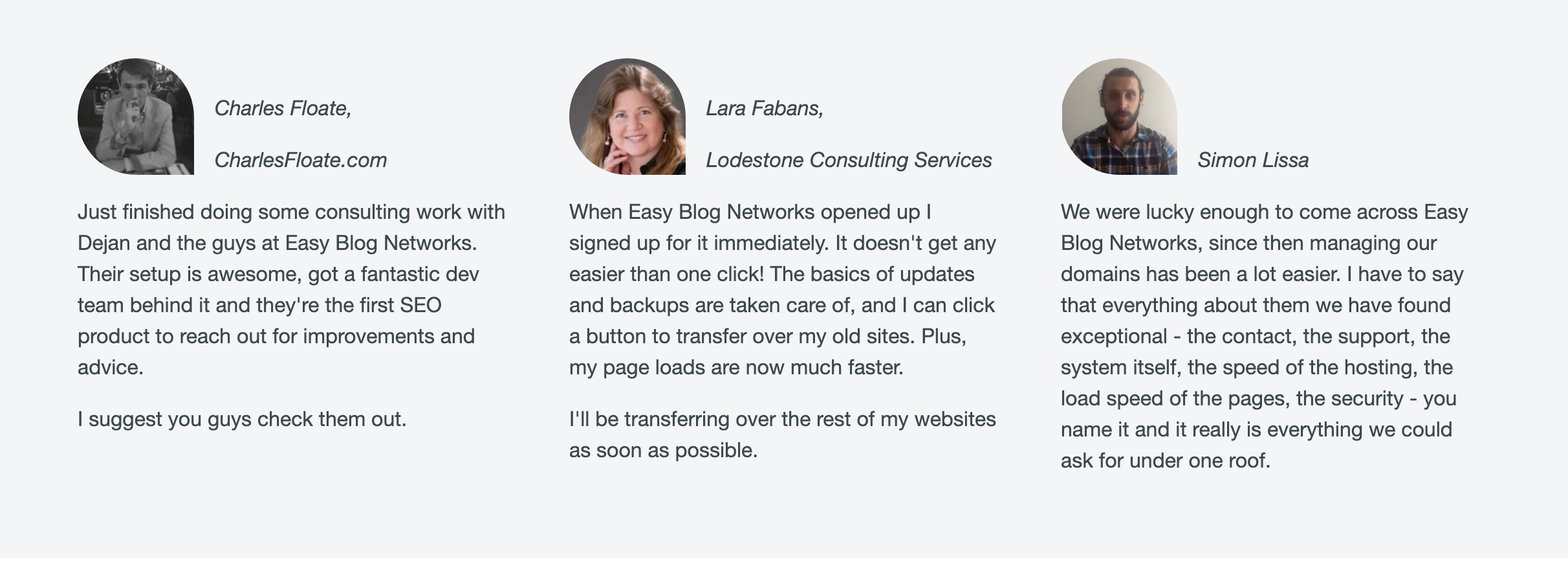 Easy Blog Networks- PBN Network