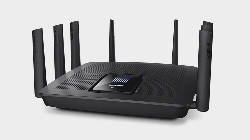 Linksys EA9500 Max-Stream AC5400