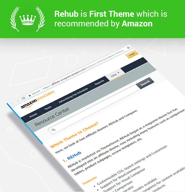 Rehub theme review tutorial Rehub Download Themeforest By Amazon