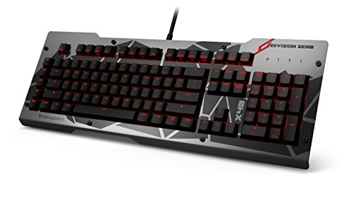 Division x40 - Best Budget Gaming Keyboards