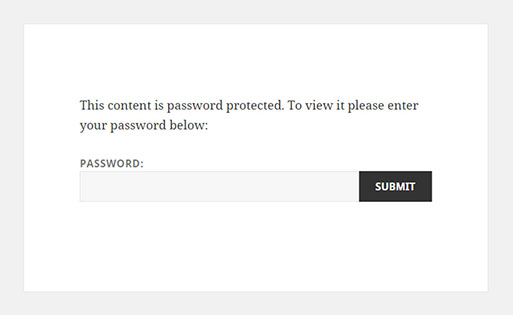 WordPress Password Protect Plugins (2)