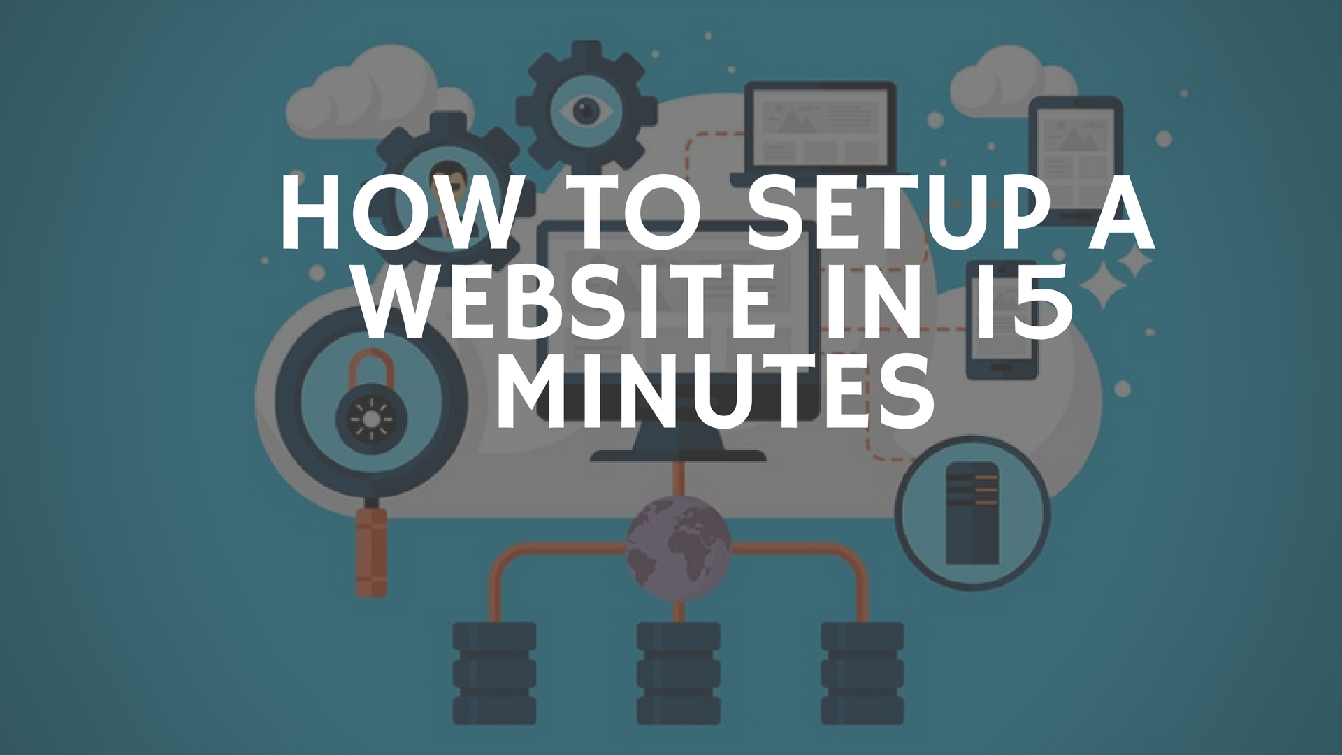How to Create a Website In 15 Minutes