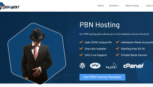 PBN hosting reviews