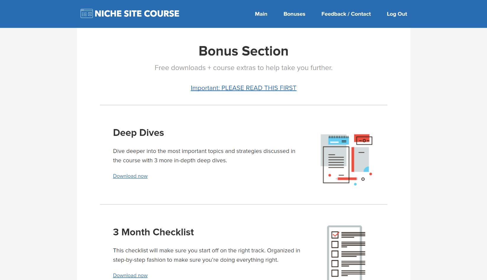 RankXl bonus Niche Site