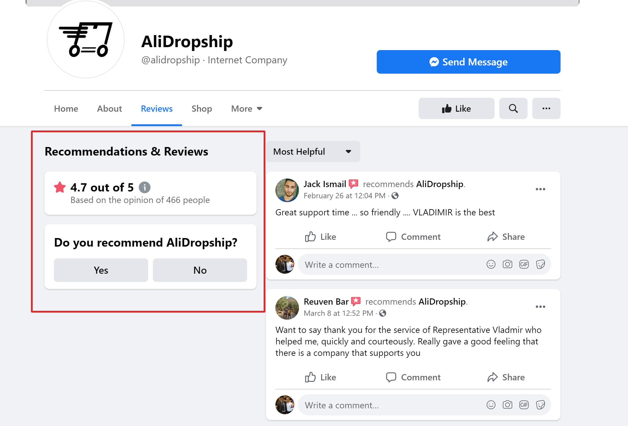 Alidropship plugin WordPress