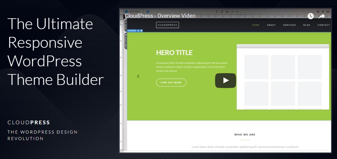 CloudPress Coupons- Responsive WordPress Theme Builder