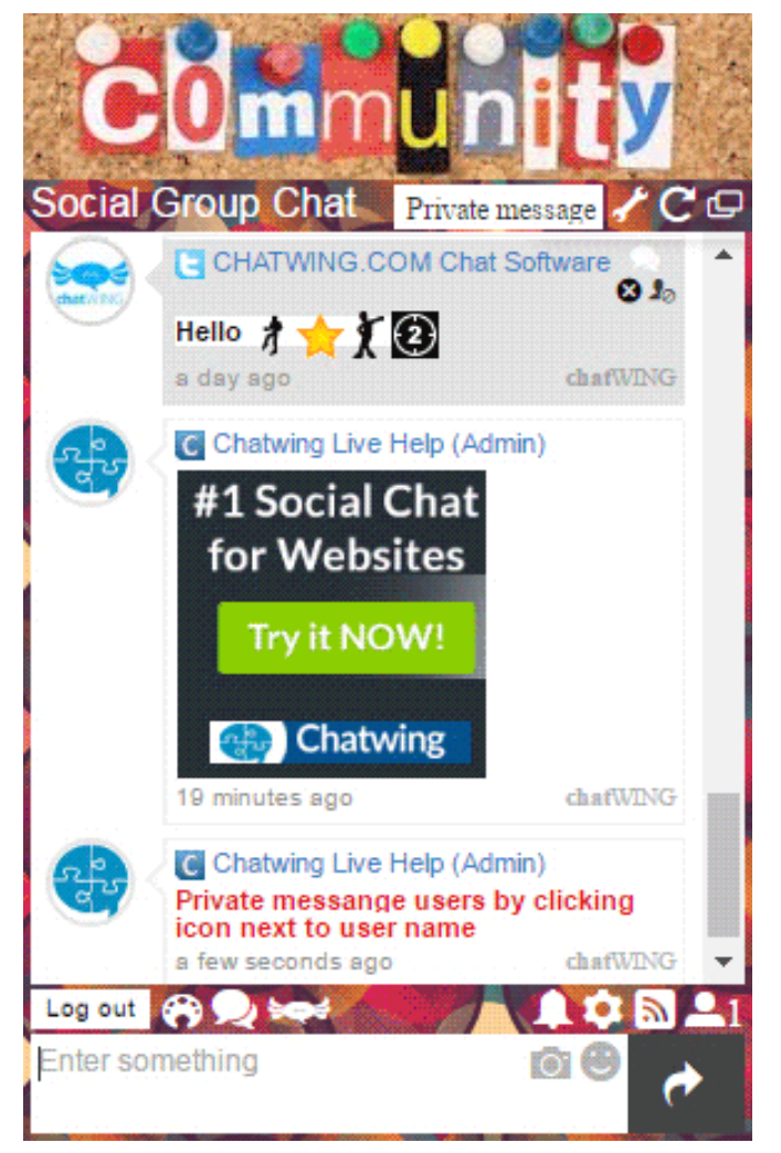Managing your Chat and mobile apps