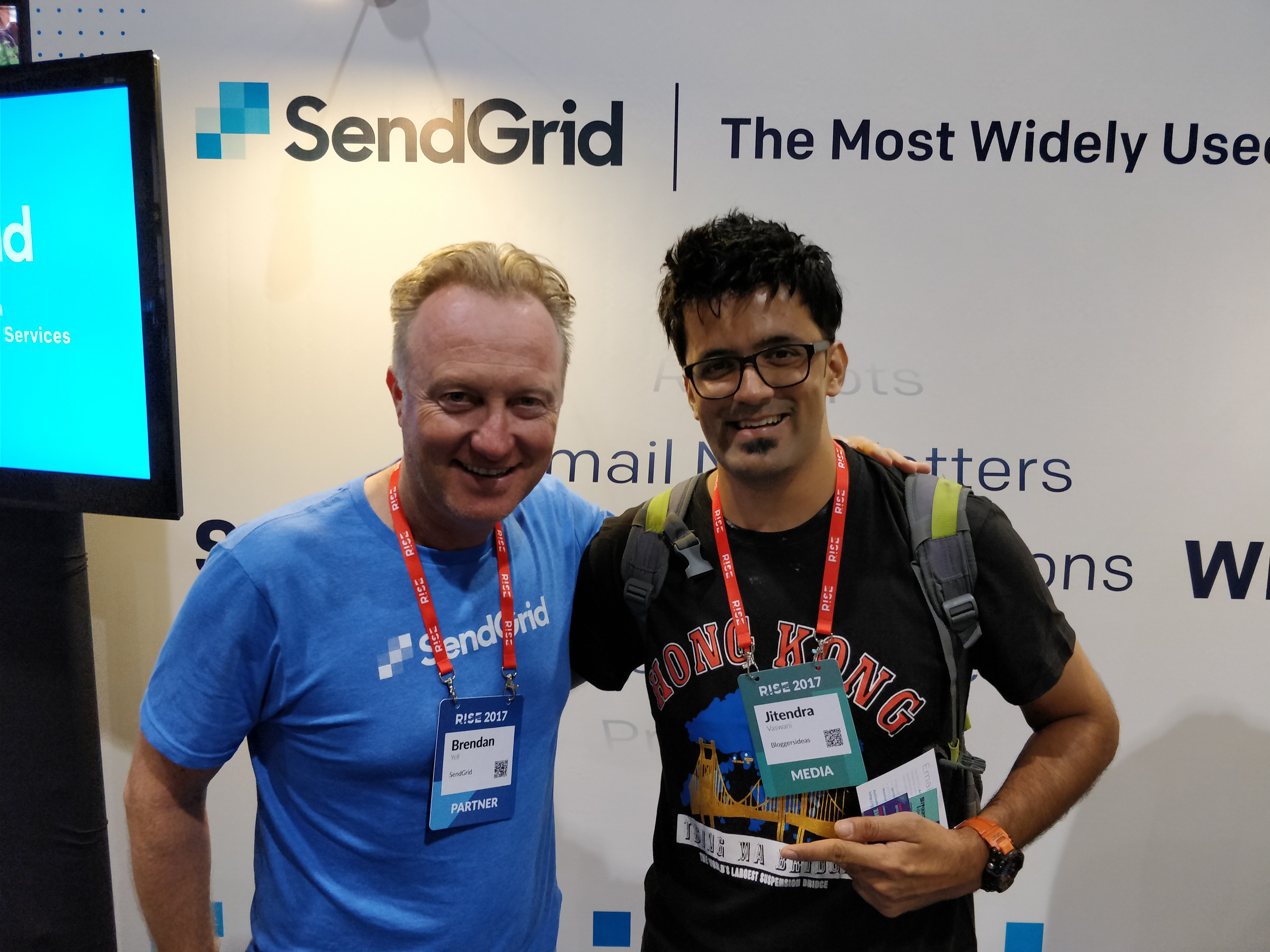Brendan From Sendgrid