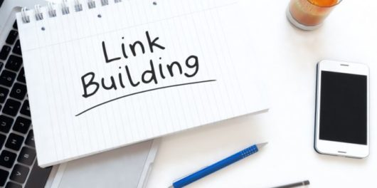 link building - Ranking Factor Google