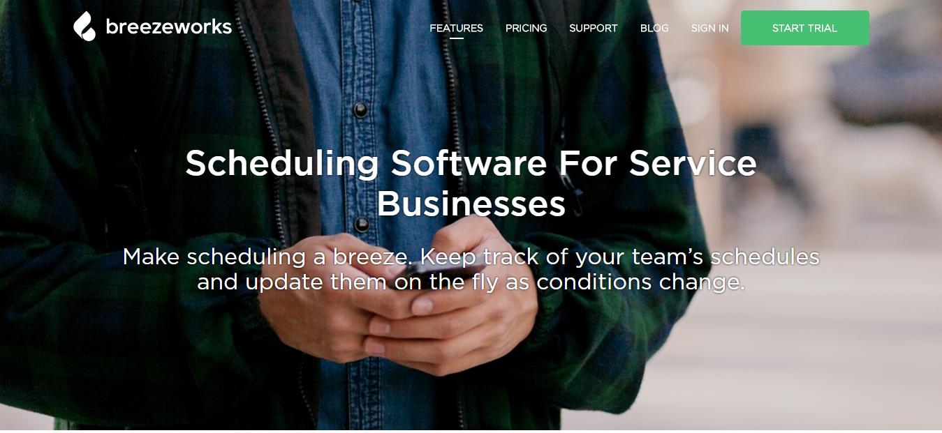 Breezeworks - Scheduling Software