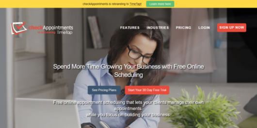 Check Appointments - Best FREE Online Booking System