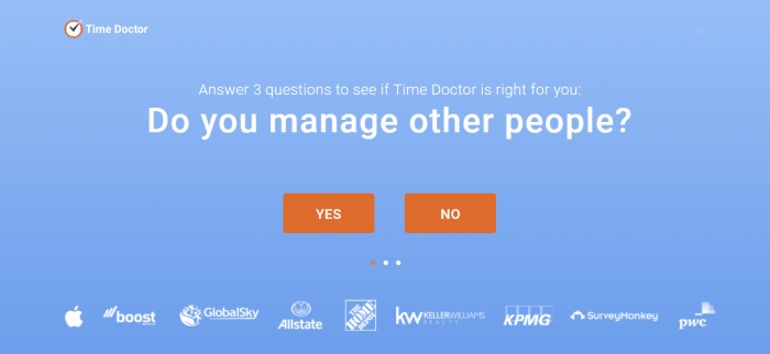 Smart Employee Time Tracking Software - Time Doctor Review