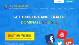 Social Signals for SEO - Driprevolution Review