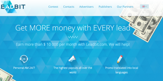 leadbit review CPA network