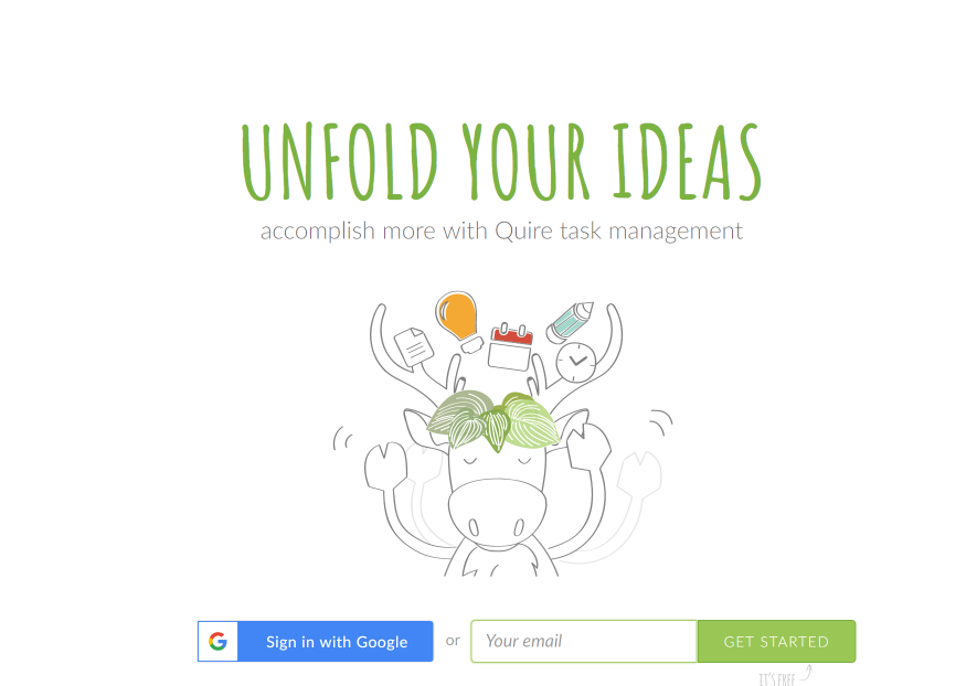 quire app features review