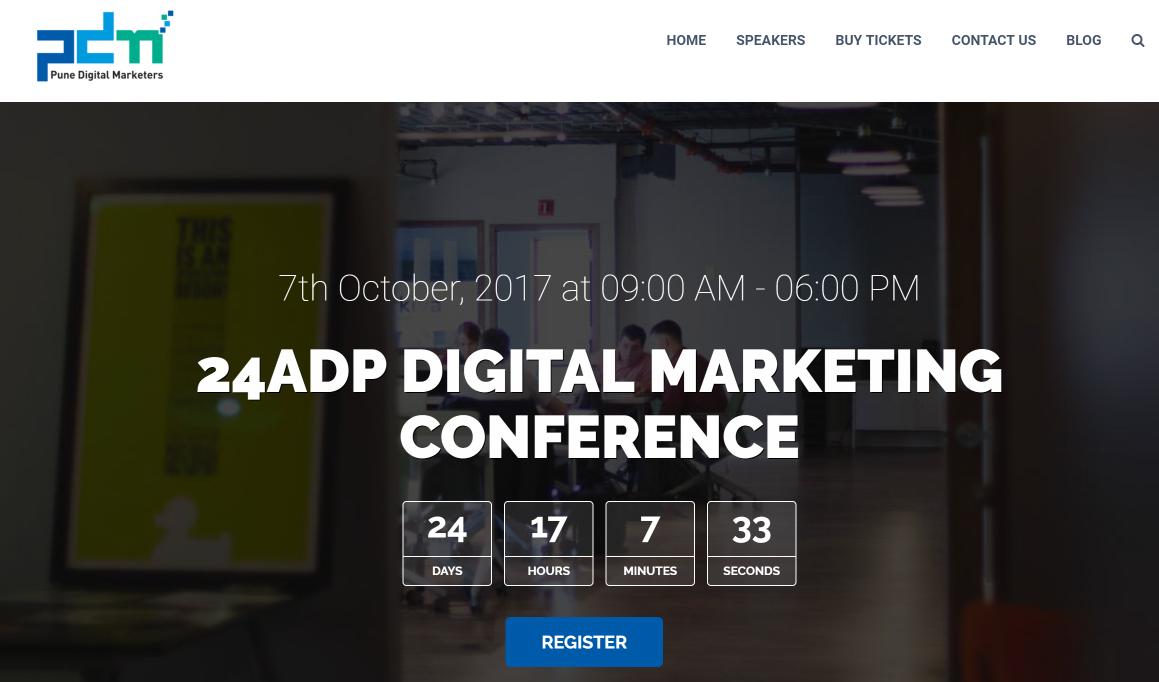 24adp Digital Marketing Conference 2017