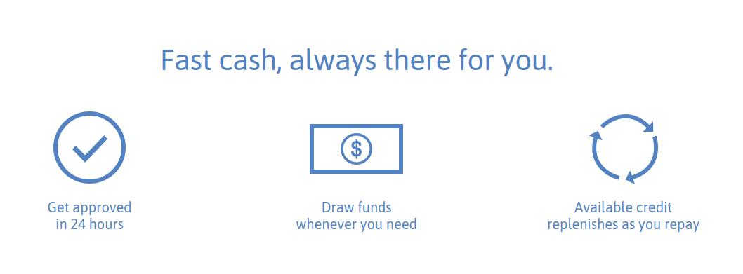 BlueVine FlexCredit - Business Loans