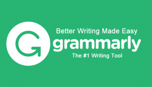 Grammarly - writing tool