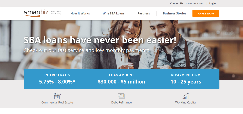 Top Loans Online Small Business Loans SmartBiz