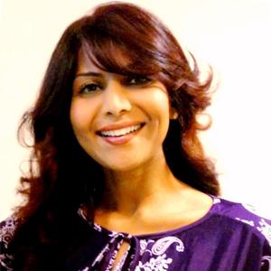 Sangeeta Chacko, Head at Corporate Communications, Percept Ltd