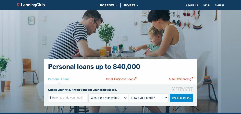 Top Business Loans- LendingClub