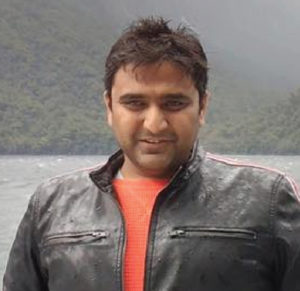 Aniruddha Patil - Founder, Pune Eat Outs