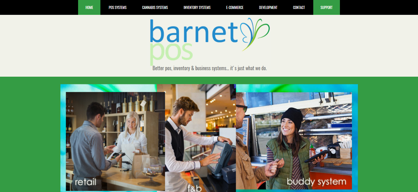 barnetPOS - Point of Sale Systems
