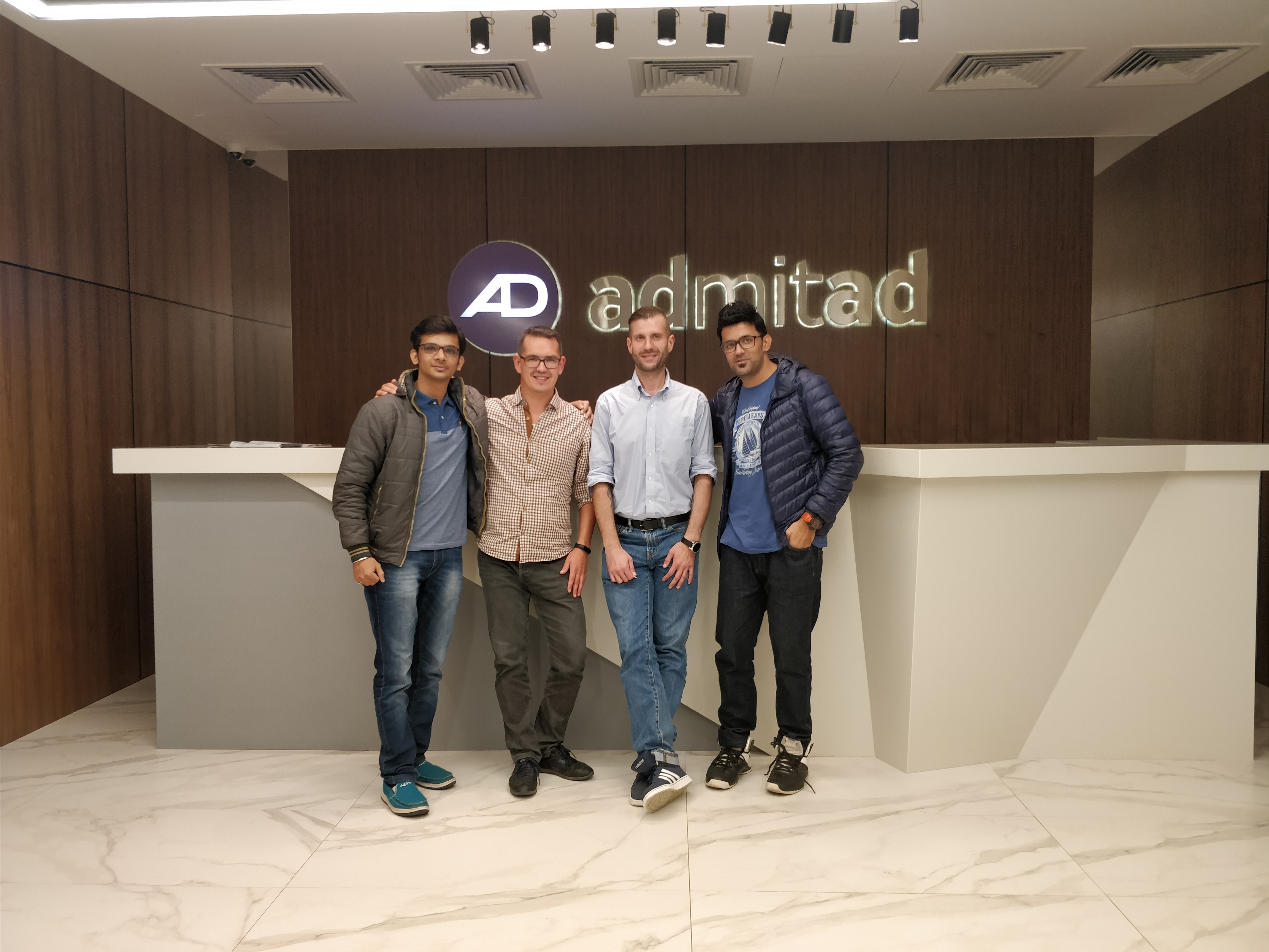 Admitad Office in Moscow Russia