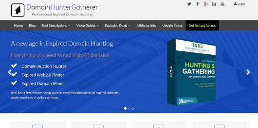 Domain Hunter Gatherer Review