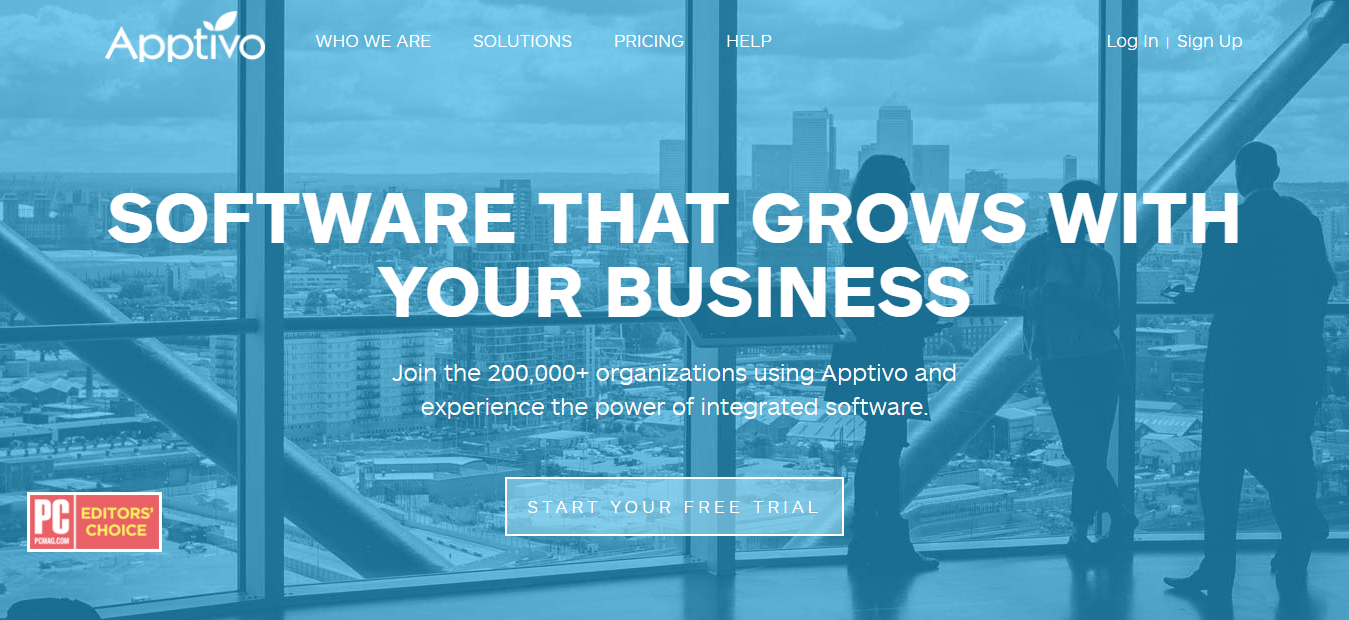 Free Online CRM Invoicing Project Management - Apptivo