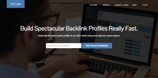 SEOJet Review - Backlink Management SEO Software