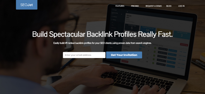 SEOJet Review - Backlink Management SEO Software