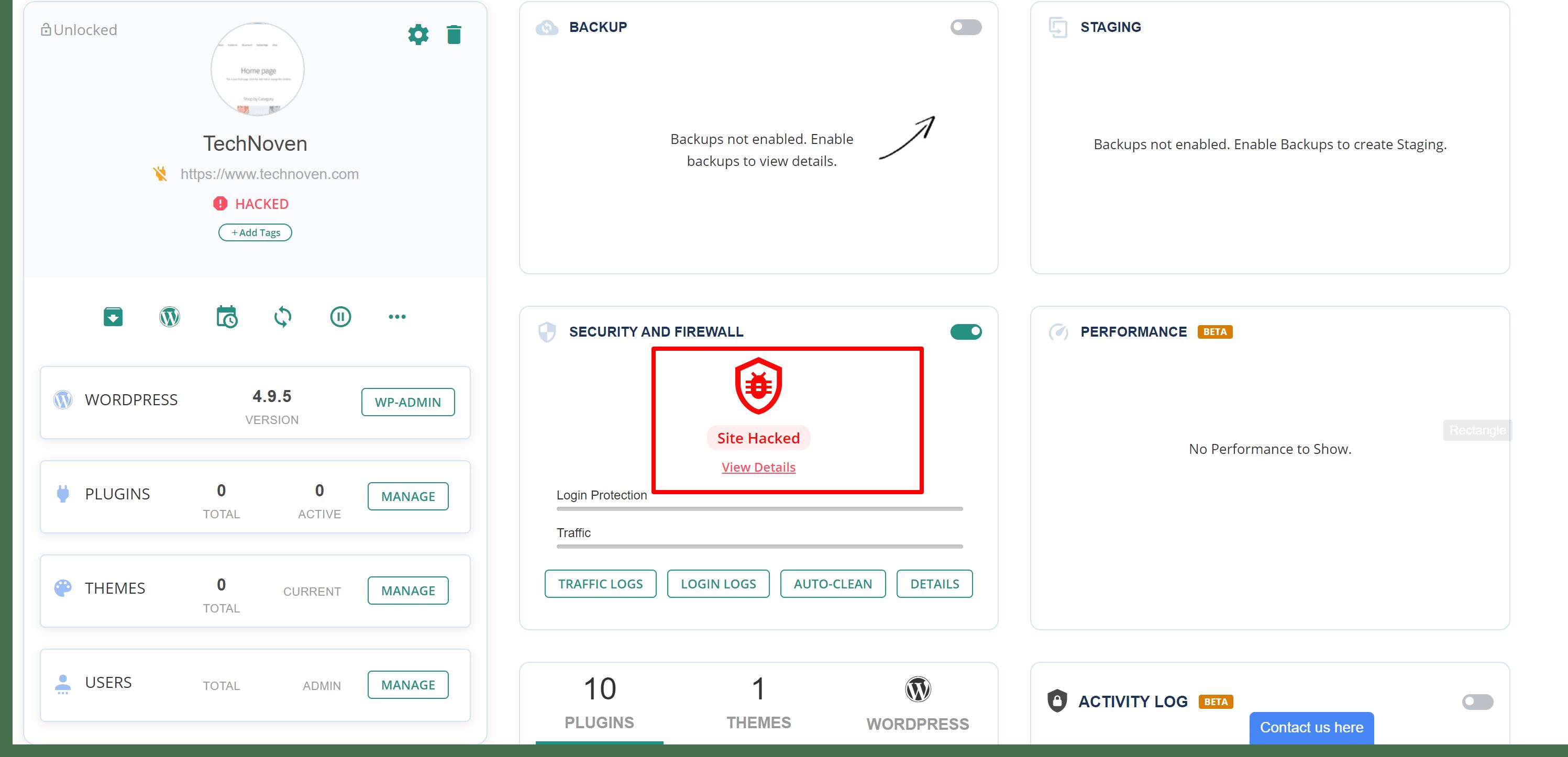 Best WordPress Security And Malware Scan Plugin?